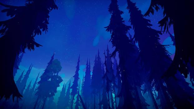 Among Trees - Long Night