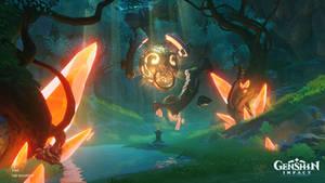 Genshin Impact - Magic Orb
