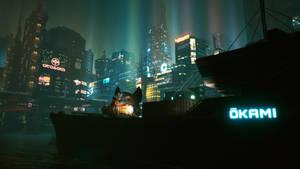 Cyberpunk 2077 - Okami