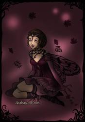 Dolores Umbridge Fairy by Missgagagothlawyer