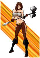 Sledgehammer by spacecowboy76