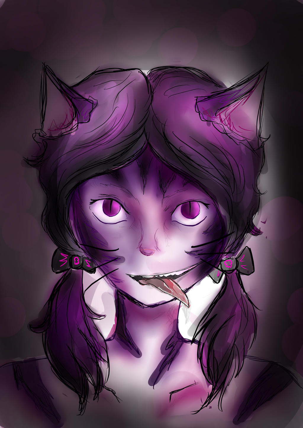 Cheshire Cat By Anime Girl 66 On Deviantart