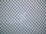 Wire-Mesh Fence