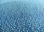 Blue Fabric 05