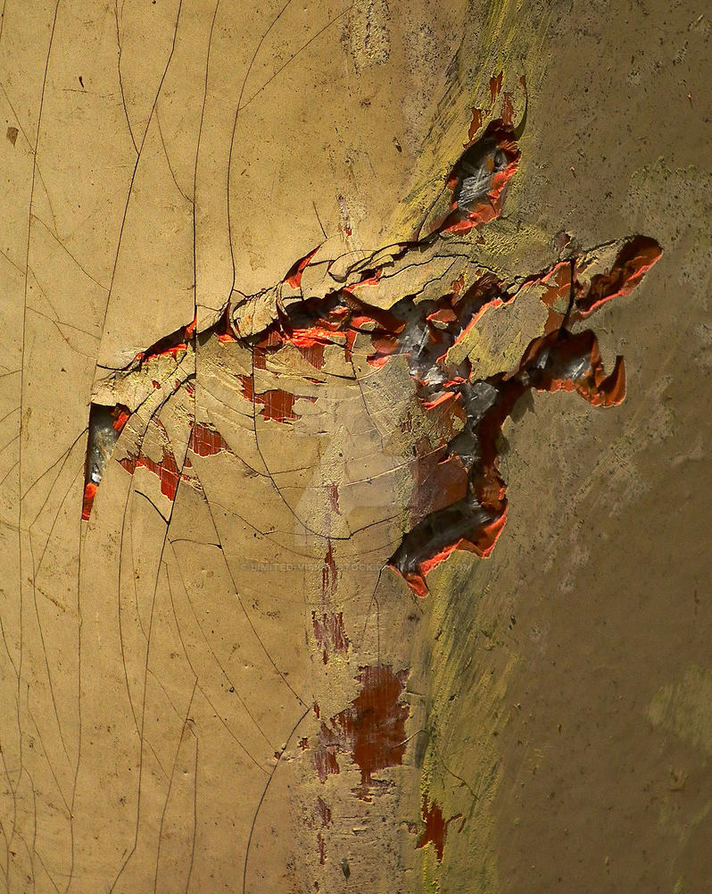 Cracks Are Bleeding by Limited-Vision-Stock