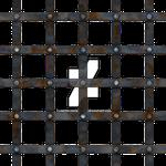 Metal-Gate transparent