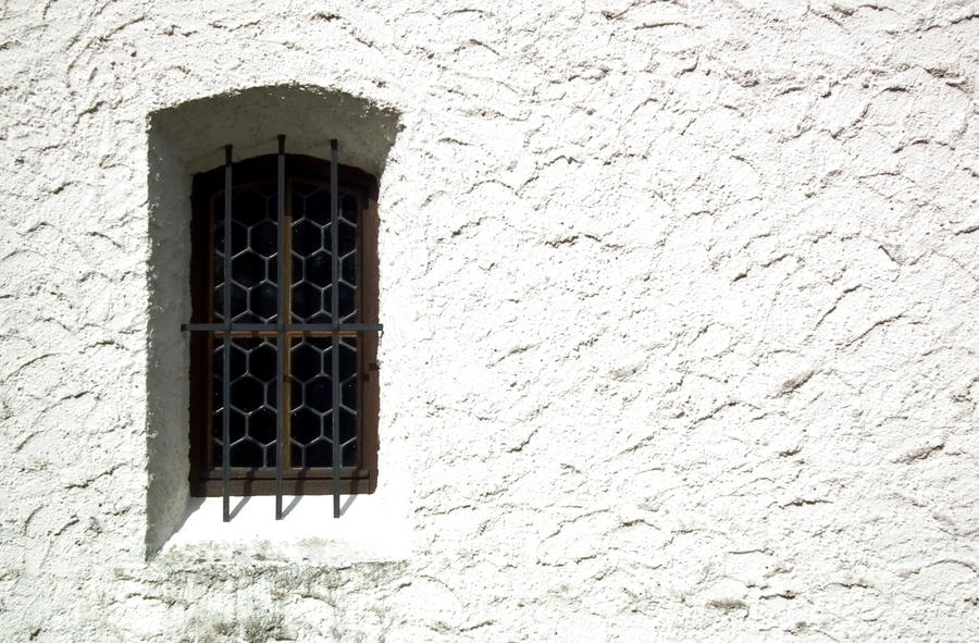 Wall and Window by Limited-Vision-Stock