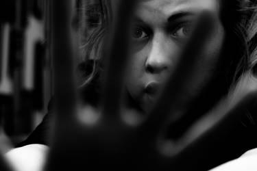 Fear by BWozniakPhotography