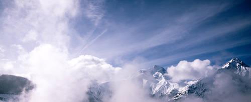 Les Deux Alpes Pano