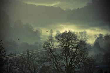Mystery rise by BWozniakPhotography