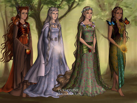 Lord-of-the-Rings-Doll-Divine -  Seasons