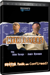 Mythbusters DVD Cover
