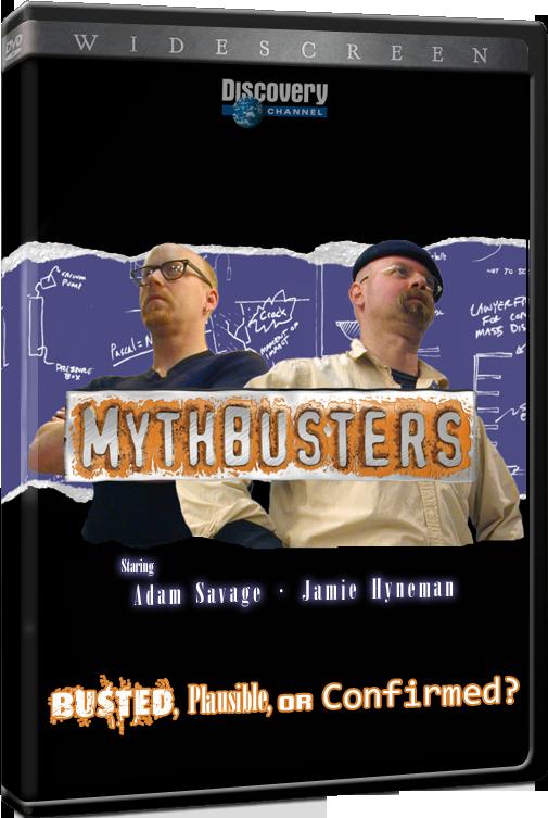 Caçadores de Mitos - Volume 1 e 3