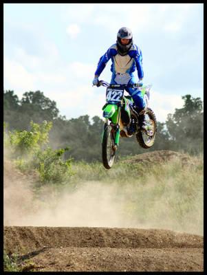 Motocross Practice by SacrificialS