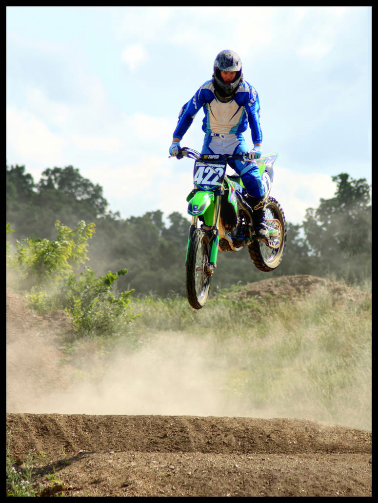 Motocross Practice by SacrificialS