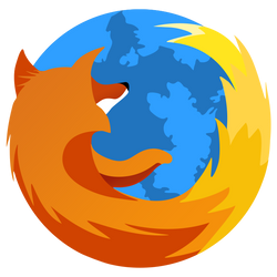 Firefox dock icon replacement by SacrificialS