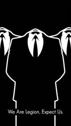 Anonymous - We are Legion by SacrificialS
