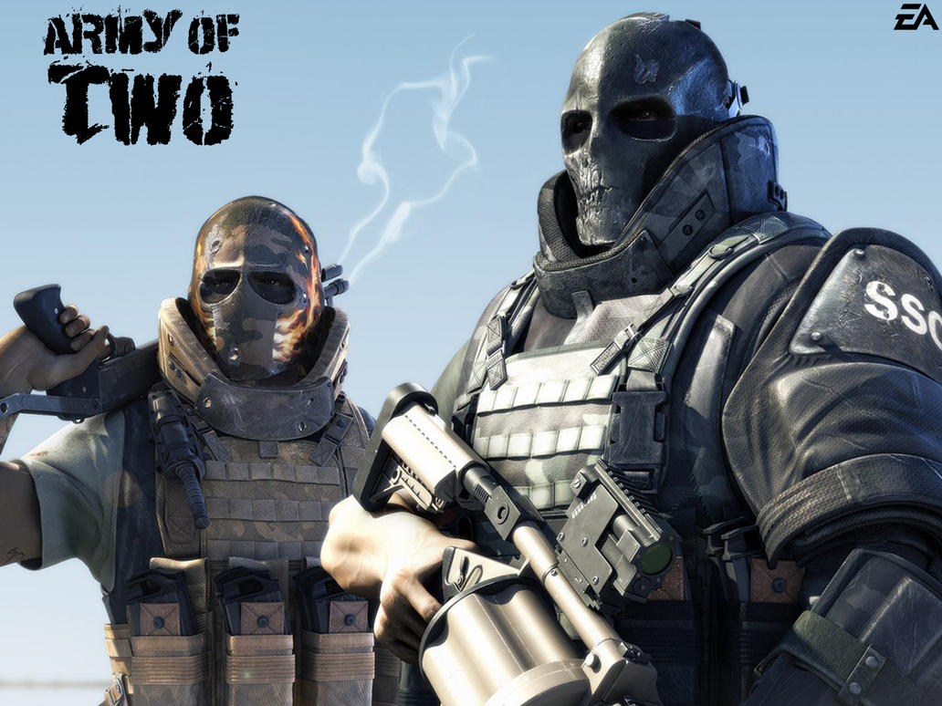 how to play army of two