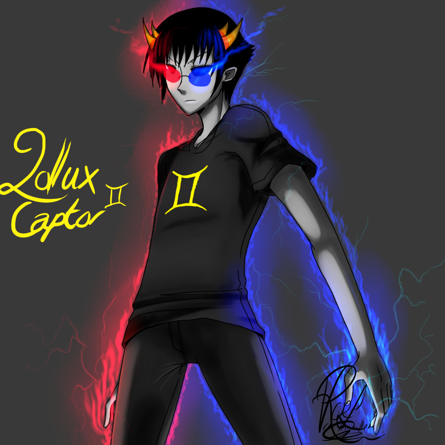 Sollux Captor By roelrainbowkiller by roelrainbowkiller on