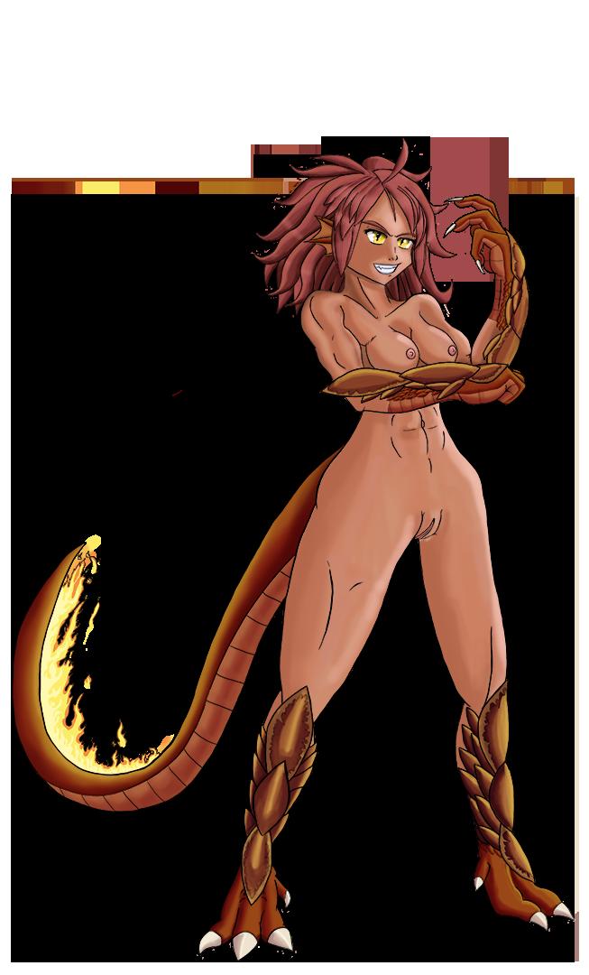 Chyara-21 (Nude) by millgiass