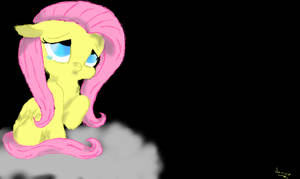 Cry Fluttershy