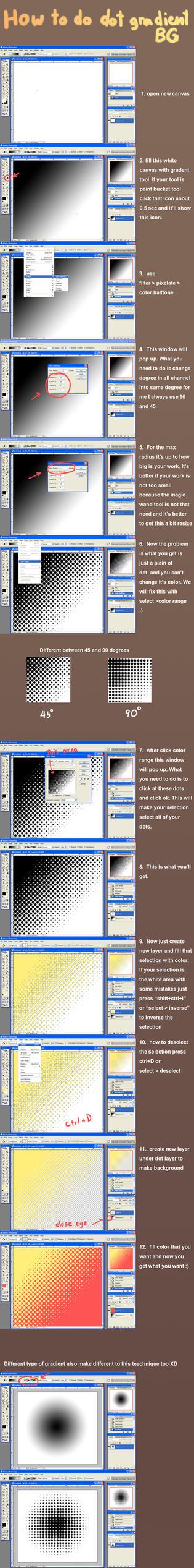 How to do dot bg by Selgadis