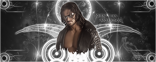 John Morrison Dark by H-K-N