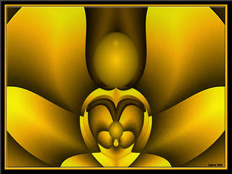 Golden Angel by lgmac