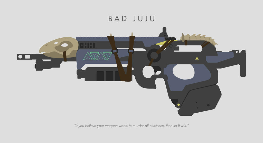bad juju by wabbajacked on deviantart. Black Bedroom Furniture Sets. Home Design Ideas