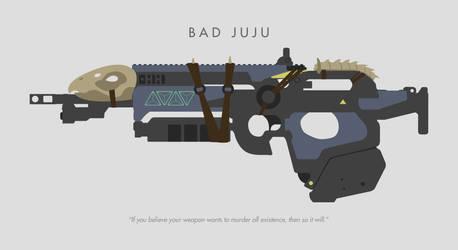 Bad Juju by wabbajacked