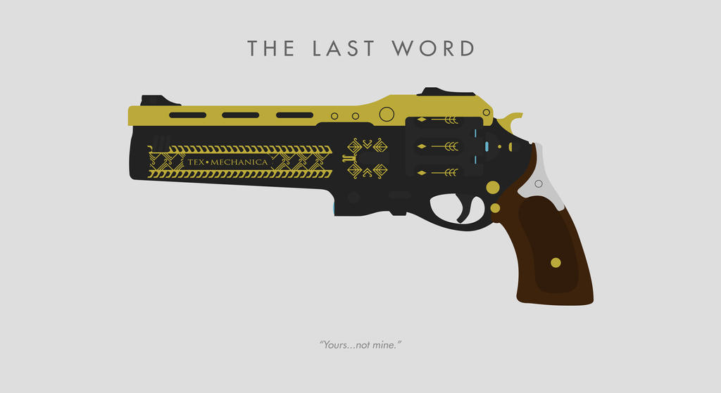 The Last Word by wabbajacked on DeviantArt