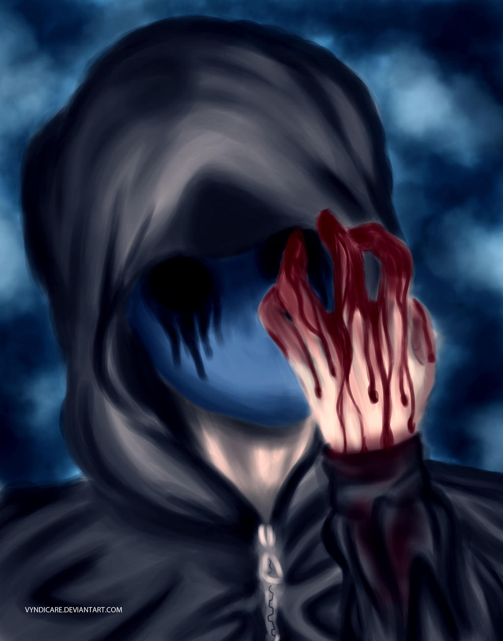 Eyeless Jack by Vyndicare