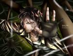 Spider-Eye [art trade]