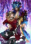 Wisteria's Dance