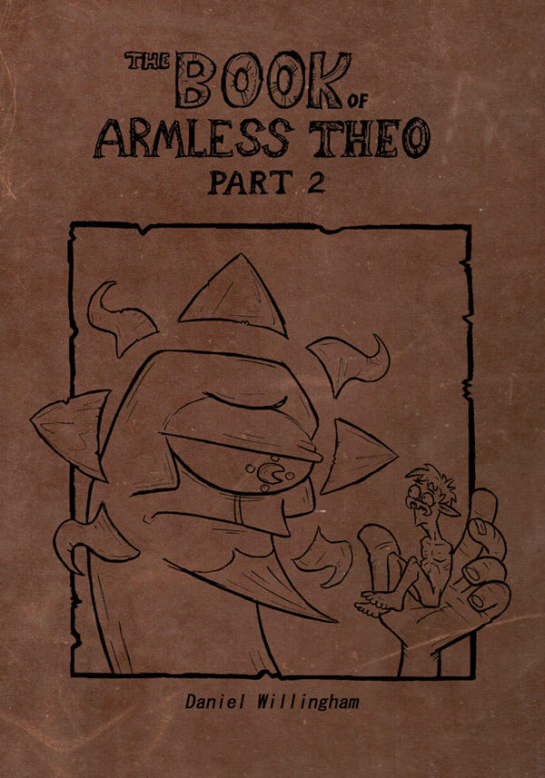 Book of Armless Theo part 2