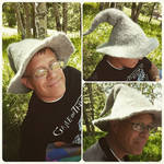 Dad's Gandalf Father's Day Hat