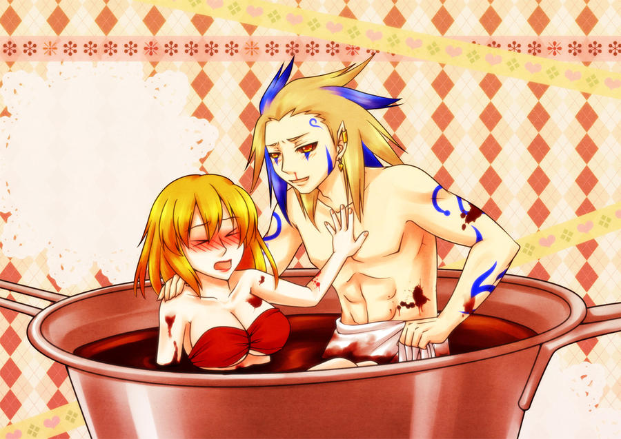 Chocolate bath by F-E-Clair on DeviantArt