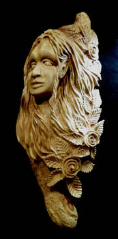 'Parisa' Wood Siren and the Serpent