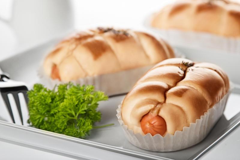 Sausage bread by E2ns