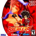 Breakers Neo Geo