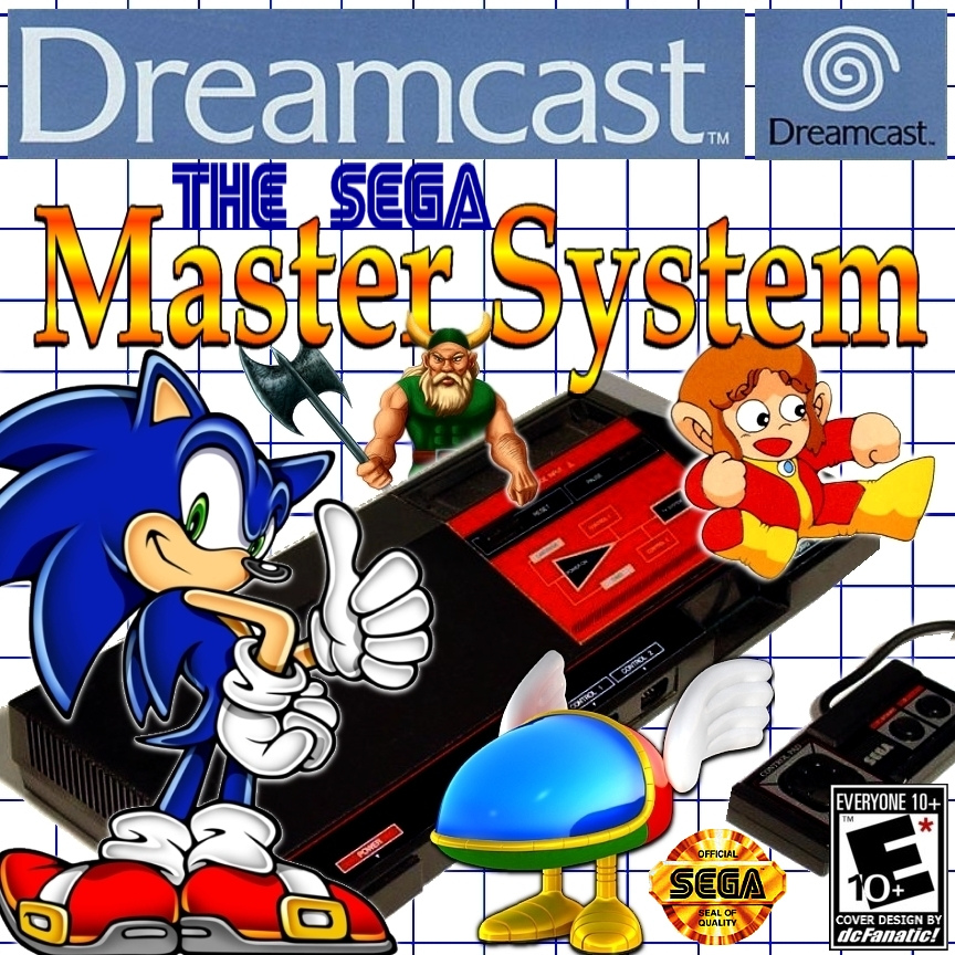 The Sega Master System Collection PAL by dcFanatic99 on
