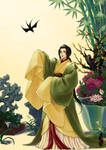 [Hetalia]Wang Yao(Chian)
