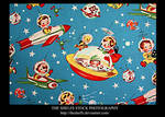 Stock rocket fabric emo