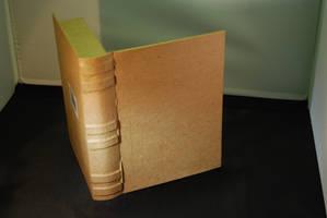 Open book stock 2 by Theshelfs