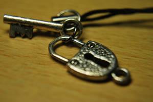 Lock and key stock by Theshelfs