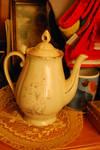 tea pot stock