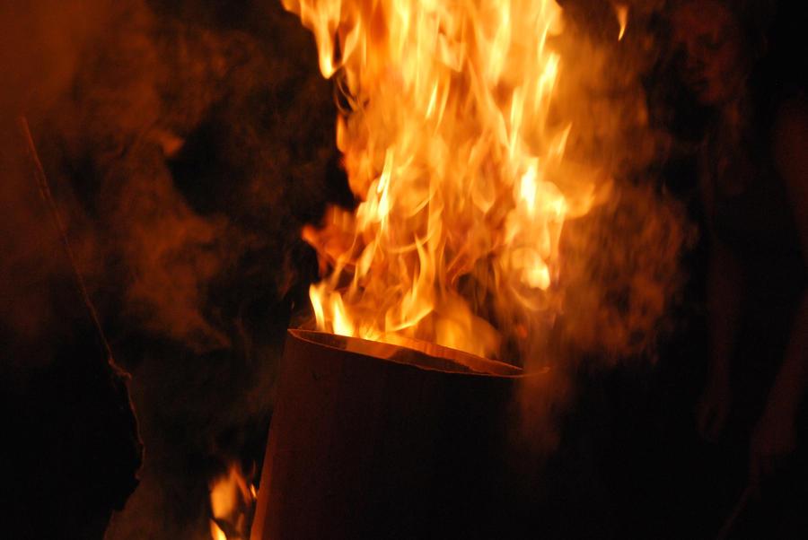 FIRE STOCK E by Theshelfs