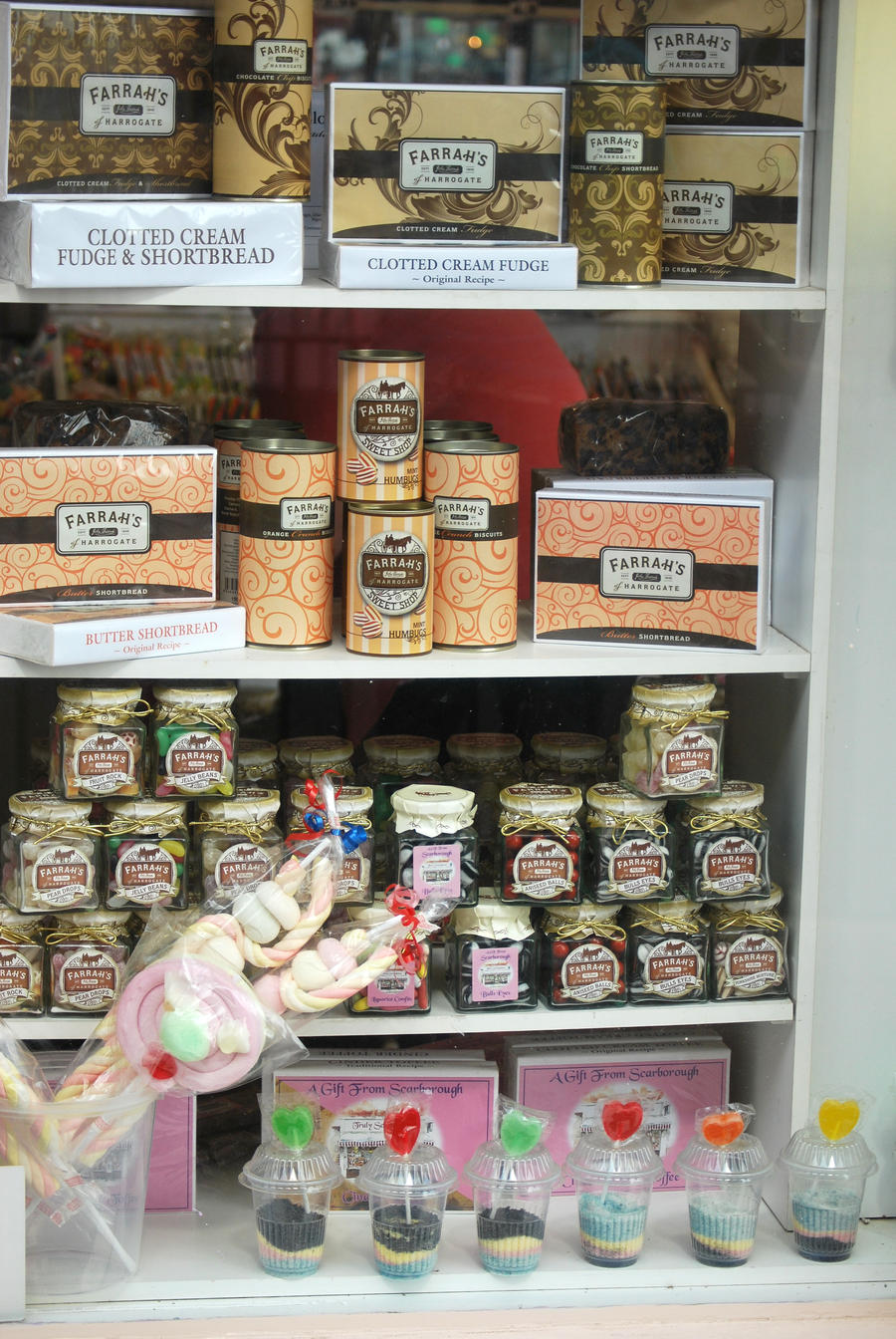 SWEET SHOP STOCK 2 by Theshelfs