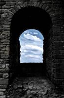 CASTLE WINDOW STOCK by Theshelfs