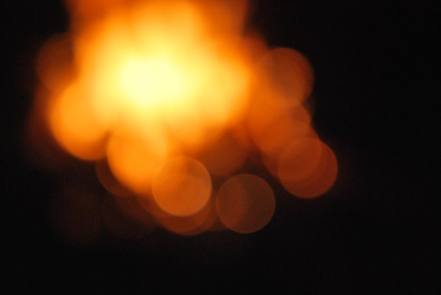 Fire Light  bokeh  STOCK 7 by Theshelfs